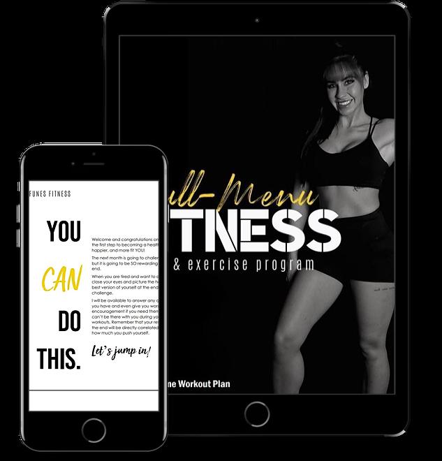 8 week fitness