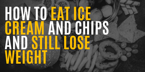 how to eat junk food and lose weight