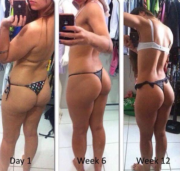bigger butt workout in a week